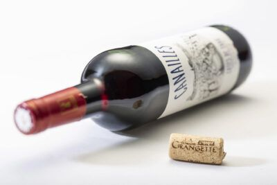 Canailles red wine 1