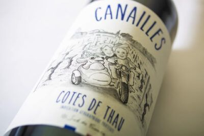 Canailles red wine 3