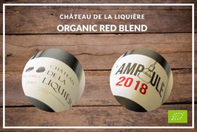 organic red blend