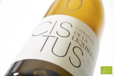 Cistus Blanc - Château de la Liquiere
