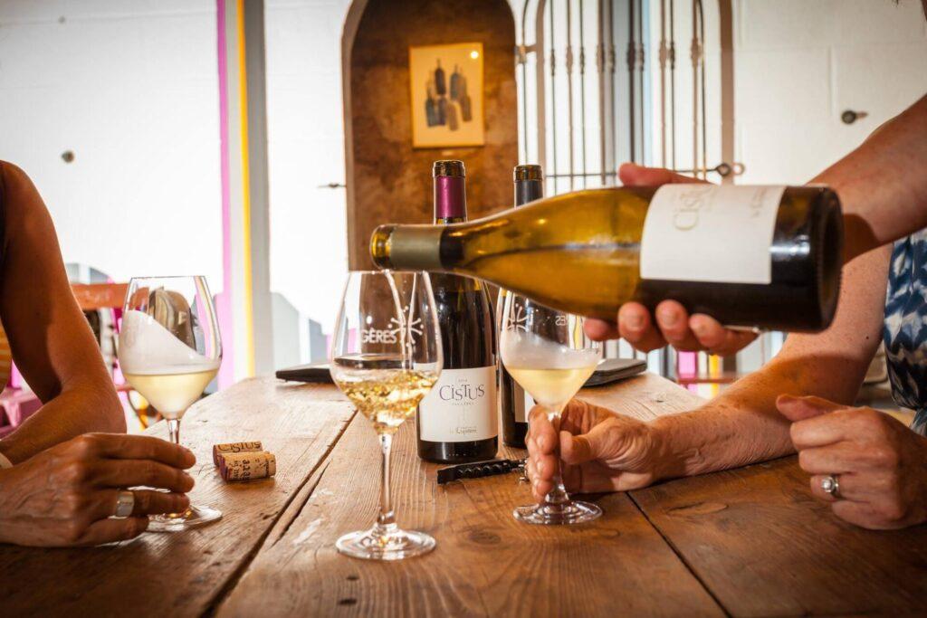 Wines of Languedoc_la liquiere