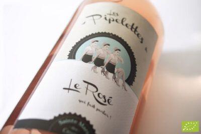 LES PIPELETTES - Le Rosé 2